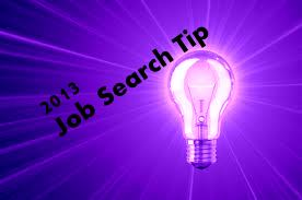 job search tip 2