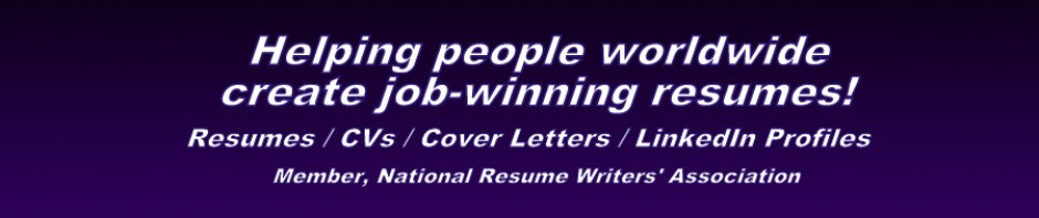 resume writing services tampa